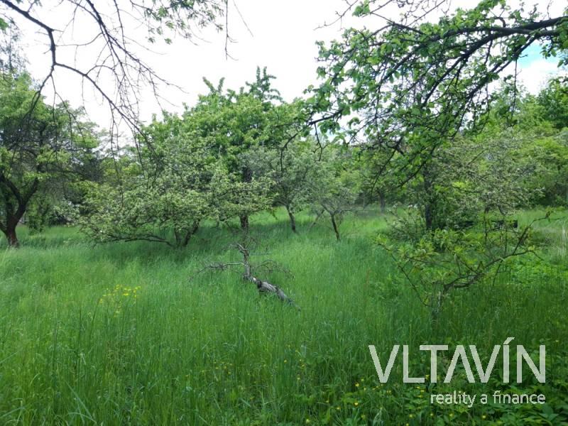 Prodej pozemku 3226 m2 Mělník- Vehlovice