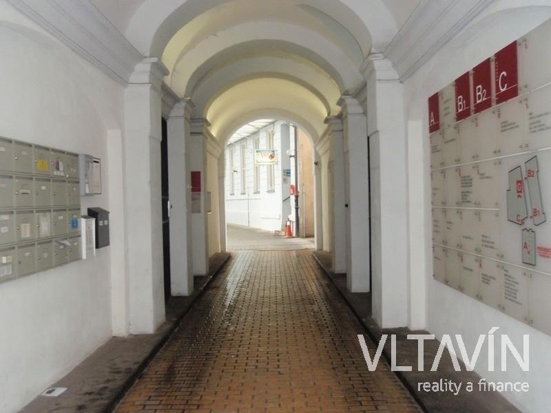 Pronájem kanceláří, 62 m2, Praha 1, ul. Revoluční